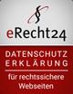 Datenschutz Logo eRecht24